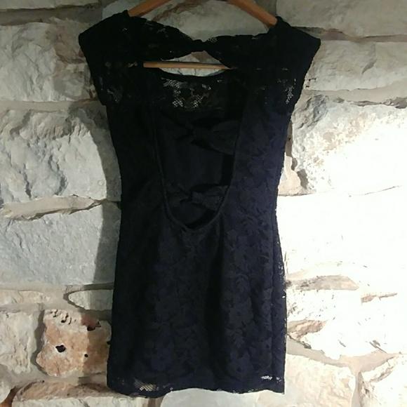 Zara Dresses & Skirts - Zara lace mini dress